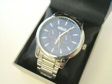 Kenneth Cole Unlisted Mens Stainless Steel Watch UL0899