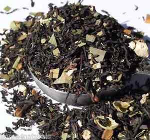 PREMIUM English Breakfast Tea- Sweet & Spicy Assam Tea Blend- Masala Tea Chai