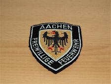 Ärmelabzeichen Freiwillige Feuerwehr Aachen