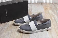 NIB Matt Bernson Finn Slip On Sneakers Shoes 10 Deep Ocean White $199