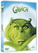 DVD *** LE GRINCH *** avec Jim Carrey ( neuf sous blister )