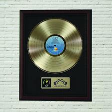 "Bob Marley ""Kaya"" Framed Cherry Wood LP Record Display M4"