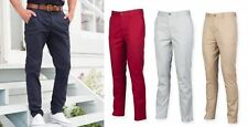 Mens Jeans Chinos Stretch Strech Trousers Slim Fit Jeans All Waist Sizes LOT