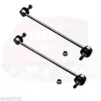 2 x Peugeot 206 2.0 GTi 1998 - 2009 Front Anti Roll Bar Drop Links Link PAIR