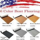95x3547 Deluxe Marine Flooring Faux Teak Eva Foam Boat Decking Sheet Mat