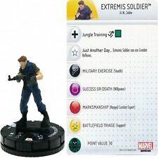 MARVEL HEROCLIX FIGURINE IRON MAN 3 MOVIE : Extremis Soldier #005