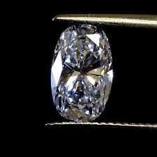 loose GIA certified oval 1.02ct diamond IF E internally flawless vintage estate