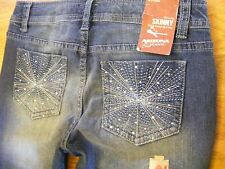NWT Girls Blue Arizona Jeans Cotton Blend Size 10 1/2 MSRP $25!-CL0295-0212