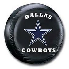 Dallas Cowboys Large Spare Tire Cover [NEW] NFL Car Auto Wheel Nylon CDG