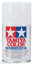 Tamiya Spray White RC Car Paint for Lexan Bodies  PS-1