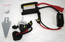 Kit éclairage hid  xenon h1 6000K slim ballast AC garantie veilleuse led offerte