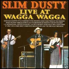 SLIM DUSTY - LIVE AT WAGGA WAGGA CD ~ 70's AUSTRALIAN COUNTRY MUSIC *NEW*
