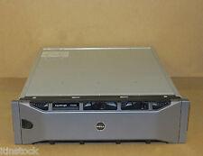 Dell EqualLogic PS6000XV Virtualized iSCSI SAN Storage Array 7.2TB 15k PS6000