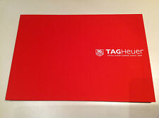 New - Libro Catalogue Book TAG HEUER - New Tag Heuer Formula 1 Collection - ESP