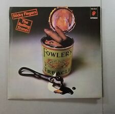 VERY RARE MADE IN SPAIN THE ROLLING STONES STICKY FINGERS  VINYL LP RECORD V20