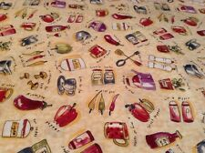 Fabric What's Cookin 49236, sold by the yard