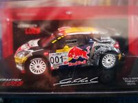 ALTAYA VOITURE RALLYE SEBASTIEN LOEB CITROËN DS3 WRC 1/43 N°26 + FASCICULE