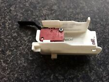 Zanussi TCE7276W condenser tumble dryer door activation switch