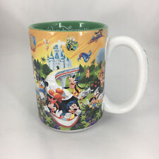 "Disney Four Parks One World ""Grampa"" Handle Coffee Mug for Grandfathers"
