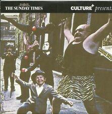 THE DOORS Strange Days (1967) CD album Rhino promo LP Sunday Times Jim Morrison