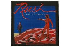 Rush Woven Sew On Patch - Hemispheres Battle Jacket Patch #101