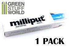 Stucco Milliput Bianco Superfine 113 gr - Colla Epossidica