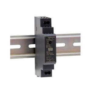 Schalt-Netzteil 12V 1,25A 15W für Hut-Schiene DIN-Rail HDR-15-12 von Meanwell