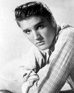 "Elvis Presley - Love Me Tender 8"" x 10""  Black and White Print - New"