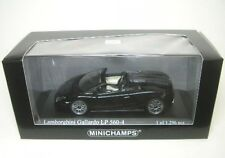 1 43 Minichamps Lamborghini Gallardo LP 560-4 Spider 2009 Black