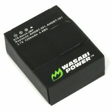 Wasabi Power Battery for GoPro HD HERO3 HERO3+ and GoPro AHDBT-201 AHDBT-... New