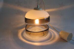 60er 70er Jahre Lampe von Carlo Nason Mazzega Murano Glaslampe 60s
