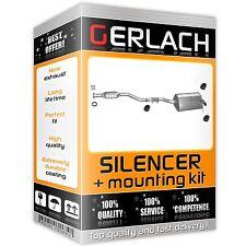 Mercedes C180 C200 C230 W203 1.8 Kompressor exhaust rear silencer *3396
