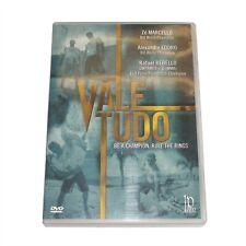 Brazilian Vale Tudo Fighting Dvd Marcello Izidro Rebello If-141178 mma jiu jitsu
