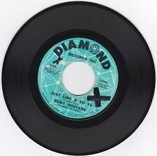 NORTHERN SOUL 45RPM - RUBY WINTERS ON DIAMOND RECORDS - RARE!