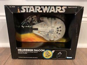 STAR WARS MILLENNIUM FALCON DIECAST MISB KENNER VINTAGE 1979 ANH ESB ROTJ