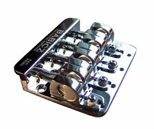 Babicz Full Contact Hardware 4-String Bass Bridge Chrome FCH4CH