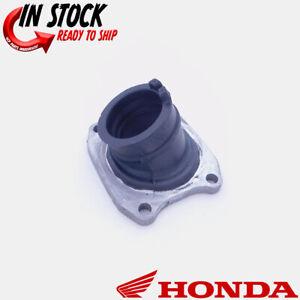 HONDA CR80 CR 80 85 ENGINE CARBURETOR RUBBER INTAKE REED CAGE BOOT 1986-07 OEM