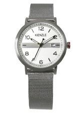 KIENZLE Damen Armbanduhr, Datum, Metallband, flach, Modell K15-00965 € 99,00