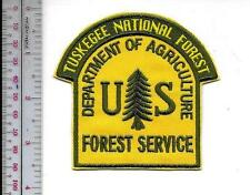 National Forest USFS Alabama Forest Service Tuskegee National Forest Macon CO