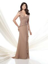Montage by Mon Cheri 115967--Color: Taupe--Size 8