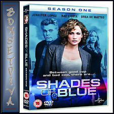 SHADES OF BLUE - COMPLETE SEASON 1  *BRAND NEW DVD**