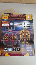 LEBRON JAMES NBA Cavaliers RoboJam Infrared Helicopter WORLD Tech Toys Brand New