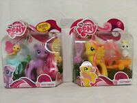 RARE My Little Pony G4 MLP Intl Exclusive Promo Pack - Daisy Dreams & Fluttershy
