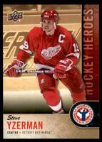 2017-18 Upper Deck National Hockey Card Day Canada #CAN11 Steve Yzerman