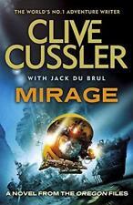 Oregon Files 9 Mirage Clive Cussler Jack du Brul 2013 Fine Cond Hardcover w DJ