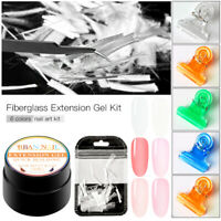 RBAN NAIL UV Quick Building Gel Extension Soak Off Acrylic Poly Nail Polish Kit