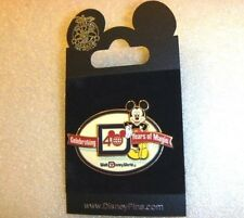 Disney pin - WDW - 40 Years of Magic - Logo