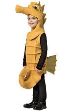 Brand New Seahorse Sea Animal Toddler Costume