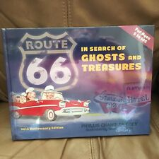 Route 66 In Search Of Ghosts Treasures Travel Historical  All Ages NEW