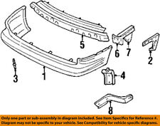 CHRYSLER OEM Rear Bumper-Bumper Cover Rivet 6501067